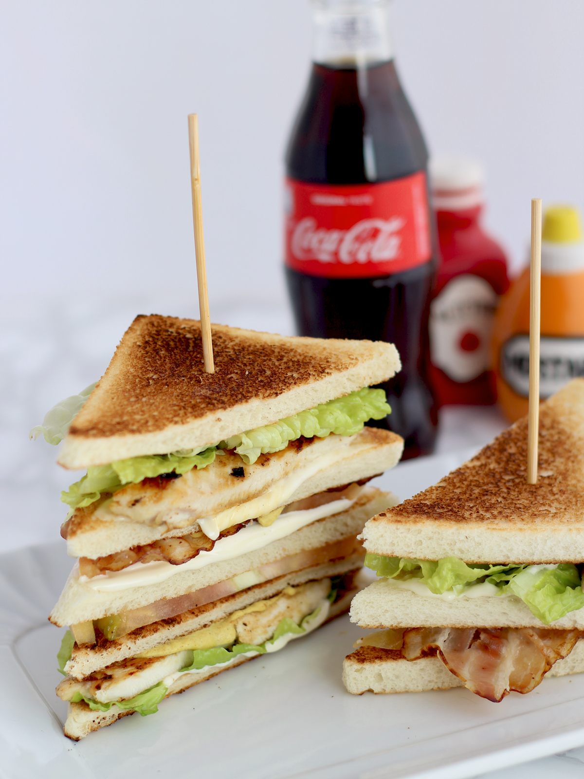 Club Sandwich Profumo Di Limoni